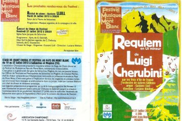 Flyer stage 2012