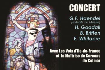 Affiche concert janvier 2019