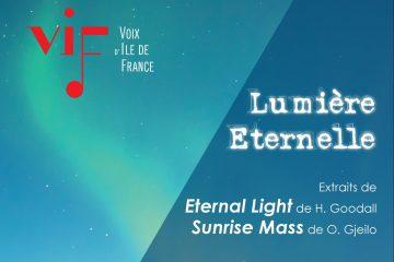 Affiche Lumière éternelle
